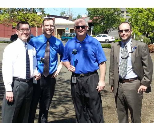 Walking to Prevent Child Abuse | Polk County Oregon Official